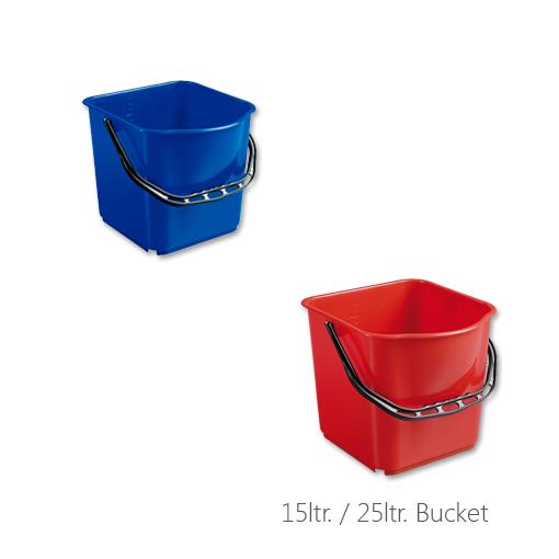 15-25 ltr. Bucket, 832-5087, 832-5088