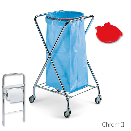Abfallsammler Chrom II