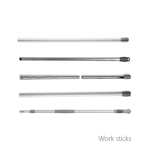 Work sticks, 832-2020, 832-2021, 832-2010, 832-2030, 832-2040