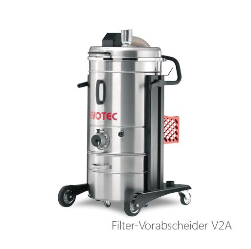 Filter-Vorabscheider