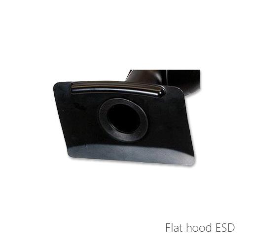 Flat hood ESD, 072-0414, 072-0415
