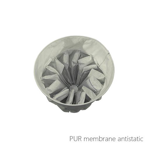 PUR membrane antistatic, 054-20127, 054-20128, 054-20129, 054-20130