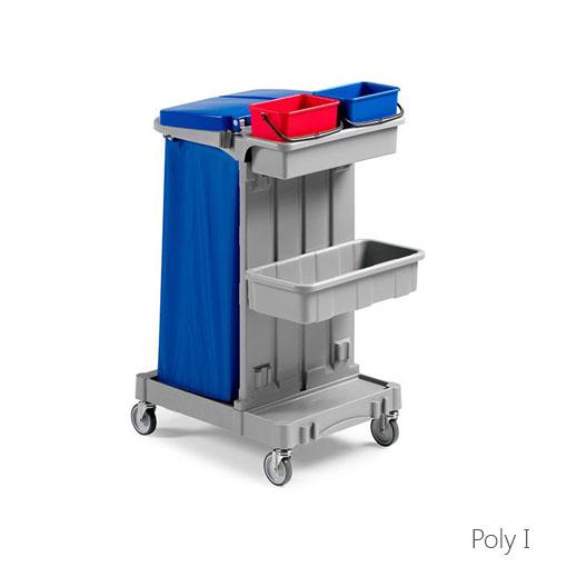 Reinigungswagen Poly I