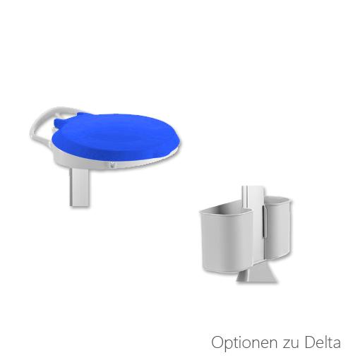 Optionen zu Delta, 832-5106, 832-5065